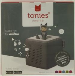 tonies 10055 Grey toniebox Starter Set